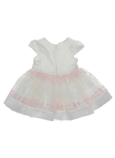 Panço Abiye Elbise 19126088100 Bej